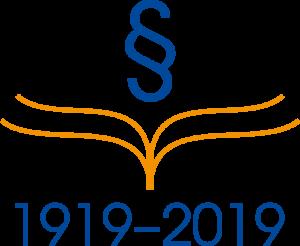 logo 100 let knihoven